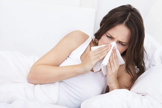 cảm cúm có phải dấu hiệu có thai