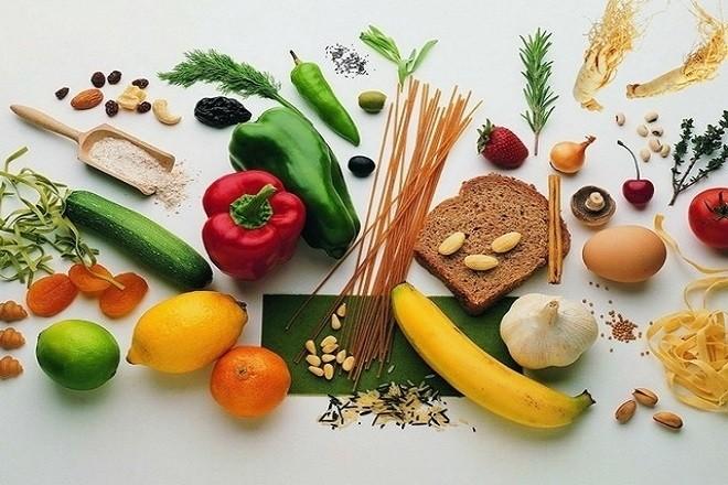 một số loại rau củ quả cho bé ăn dặm