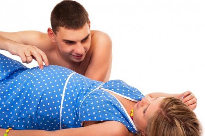 Chuyện ấy khi mang thai