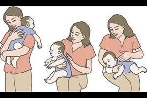 Cách chăm sóc trẻ bị ốm tại nhà để giảm ho, hạ sốt hiệu quả