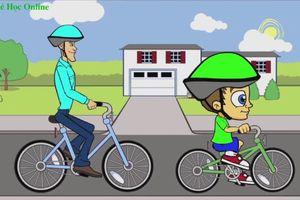 Dạy bé học các phương tiện giao thông, vận chuyển cực đơn giản