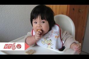 Áp dụng cách ăn dặm kiểu Nhật đúng cách để đạt hiệu quả tốt nhất cho bé
