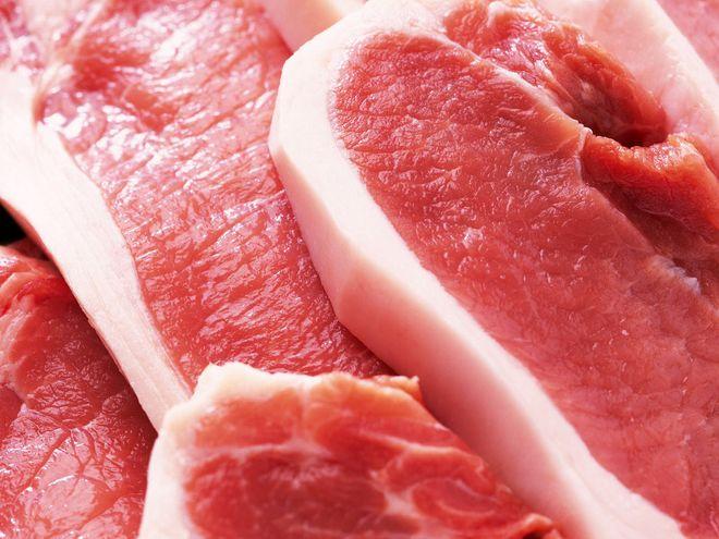 chọn thịt heo