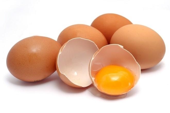 trứng gà rất tốt cho trẻ ăn dặm