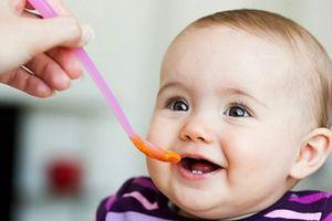 5 loại củ quả giàu dưỡng chất cho bé ăn dặm mẹ đừng bỏ qua