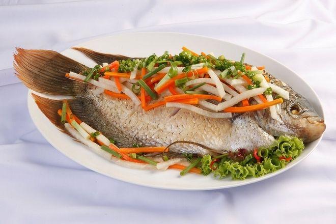 cách làm cá hấp