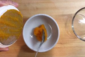 Cách chế biến rau củ kiểu Nhật cho bé 5-6 tháng ăn dặm