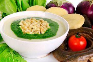 Cách nấu các món cháo dinh dưỡng cho bé ăn dặm hấp dẫn