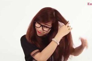 5 kiểu tóc đẹp đơn giản dễ làm cho nàng khi bị muộn giờ