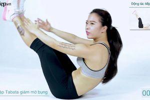 Giảm mỡ bụng hiệu quả nhanh chóng cùng Hana Giang Anh chỉ 15 Phút mỗi Ngày