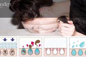 Cách trị mụn ẩn, mụn đầu đen dưới da an toàn hiệu quả nhất hiện nay