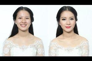 Cách make up đẹp nhất cho cô dâu dự tiệc đêm thêm phần rạng rỡ