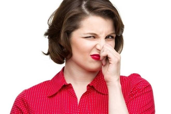 mùi hương gây khó chịu