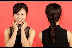2 kiểu tóc cực hợp vào dịp cuối tuần giúp bạn đẹp và duyên dáng hơn