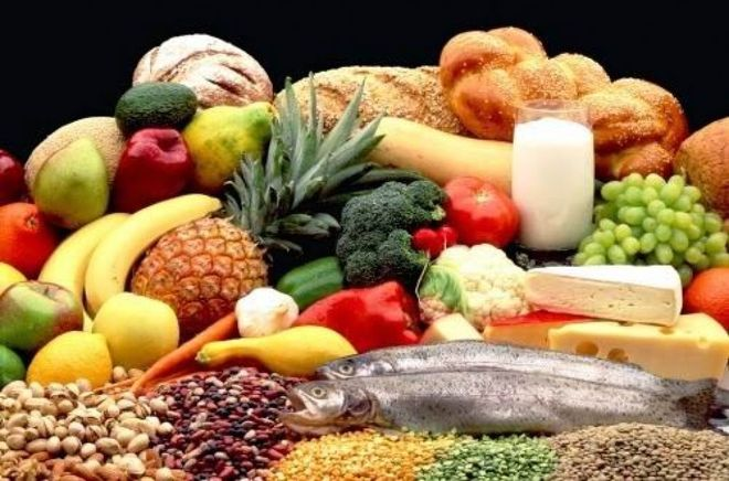 ăn nhiều thực phẩm chứa nhiều vitamin và khoáng chất