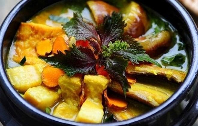 cách nấu cà tím