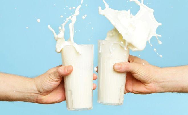 sữa tươi cho bé