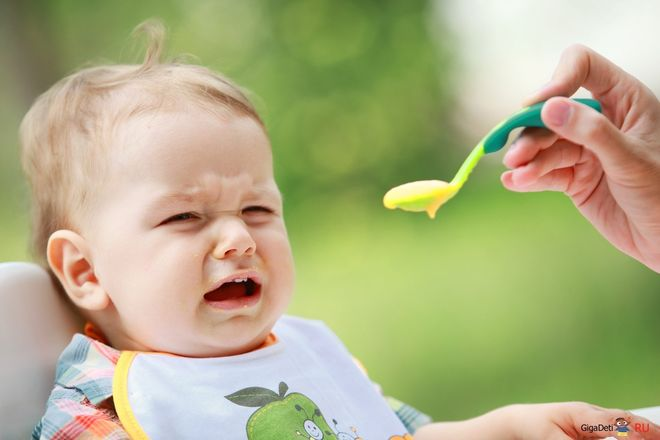 trẻ biếng ăn có thể dẫn đến tình trạng suy dinh dưỡng