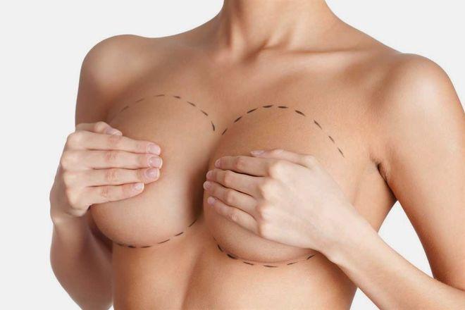 Ngực phát triển lớn hơn là sự chuẩn bị cho thời kì nuôi con bằng sữa mẹ.