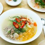2 cách nấu cháo canh đậm đà hương vị của người miền Trung