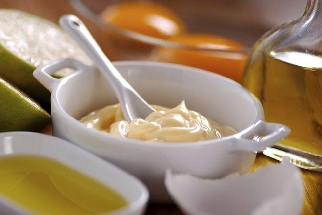 cách làm sốt mayonnaise