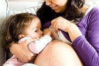 Triệu chứng có bầu khi đang cho con bú và những lưu ý chị em cần biết