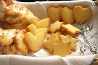 Bánh ăn dặm cho bé và những cách chế biến từ sữa mẹ