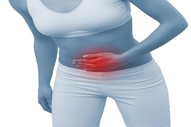 dẫn đến một số bệnh lý rối loạn chu kỳ rụng trứng, đau bụng dưới, lạc nội mạc tử cung
