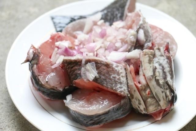 cá lóc cắt khúc