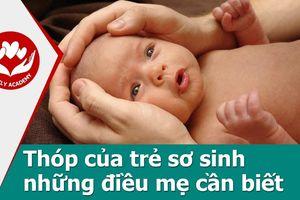 Thóp đầu trẻ sơ sinh và thông tin quan trọng mẹ nên biết