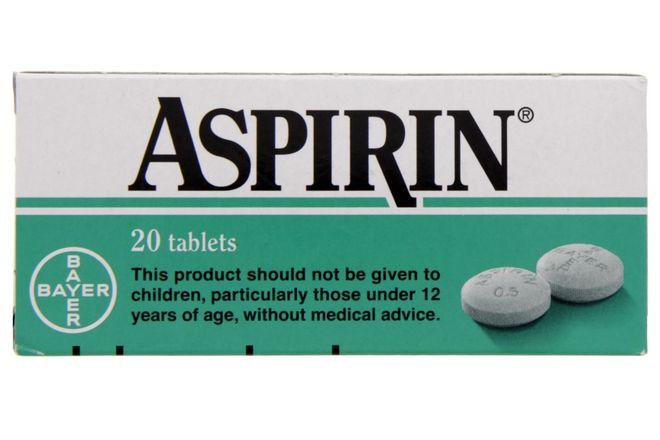 thuốc viên aspirin