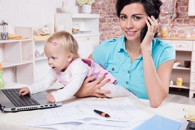 đi làm trước khi hết thời gian nghỉ thai sản