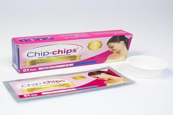 que thử thai chip chips cũng được nhiều người tin dùng