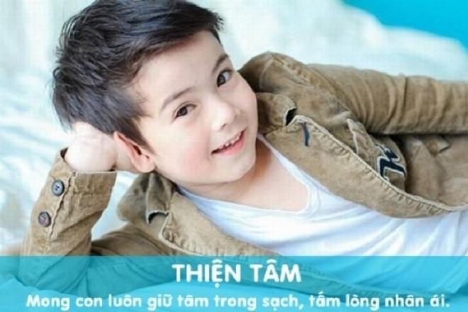 đặt tên con trai họ Nguyễn 2018 mang ý nghĩa tốt đẹp