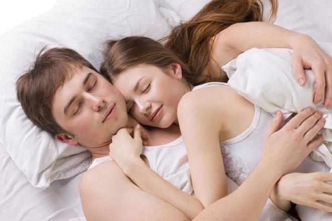 vợ chồng chỉ nên gặp nhau 1 lần trước ngày trứng rụng