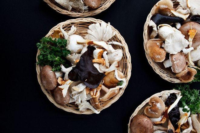 món ăn từ nấm