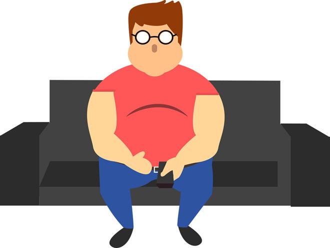 Béo phì tăng cân đột ngột cũng là dấu hiệu nhận biết vô sinh ở nam giới
