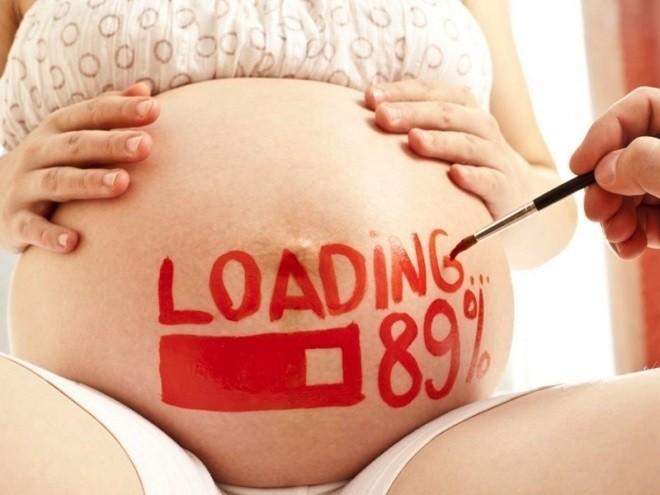 Nước ối rất cần thiết cho sự sinh đẻ của mẹ bầu