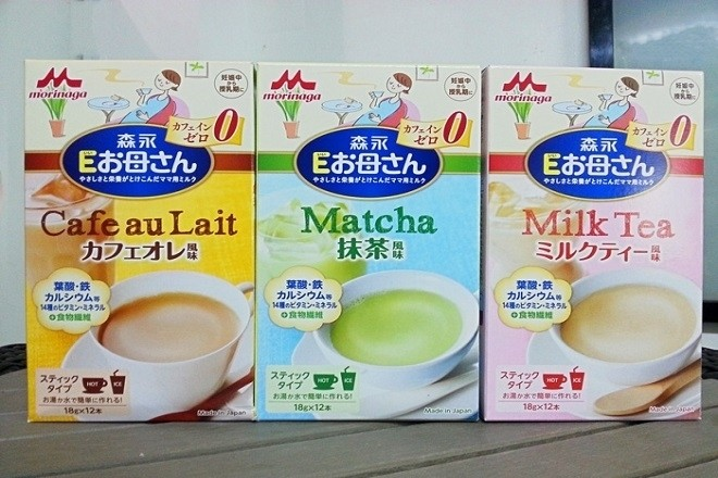sữa morinaga dành riêng cho bà bầu