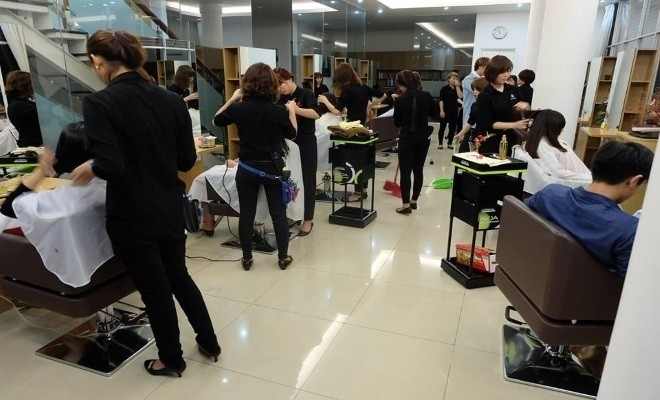 uon toc o dau dep tphcm j first tokyo japanese hair salon