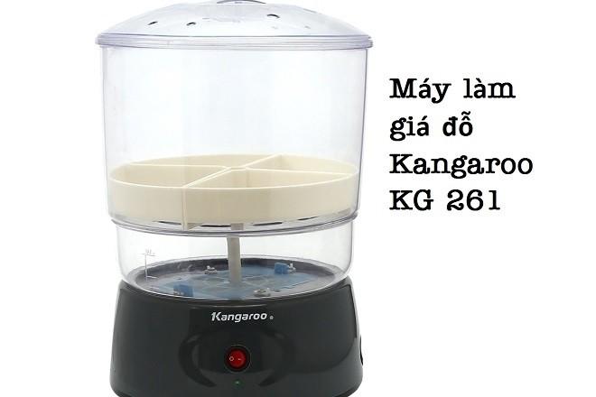 cách sử dụng máy làm giá đỗ kangaroo kg 261