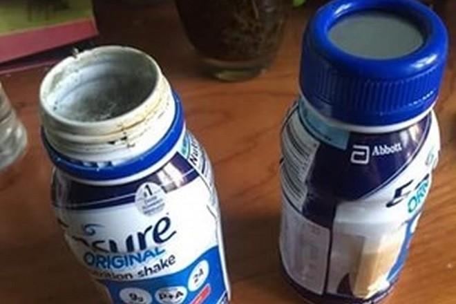 sữa ensure original bị làm giả