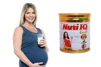 Sữa nutifood cho bà bầu dòng Nuti IQ Mum Gold nhiều hương vị cho mẹ bầu chọn lựa