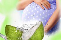 Tác dụng của nước dừa với bà bầu trong giai đoạn thai kỳ mẹ nên biết