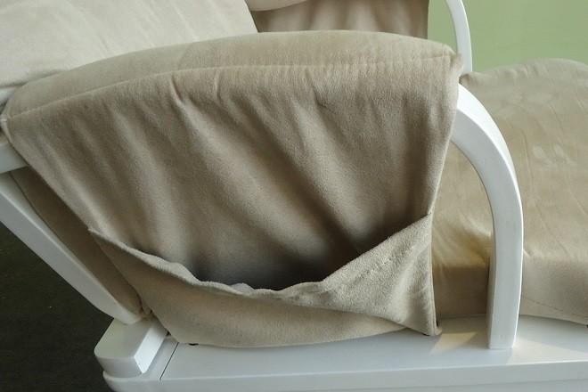 túi vải bên hông ghế ngồi thư giãn galaxy vinanoi