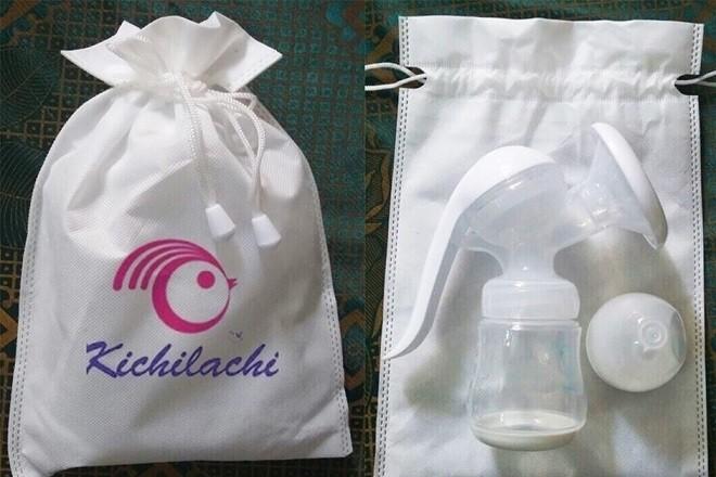 máy hút sữa kichilachi cầm tay