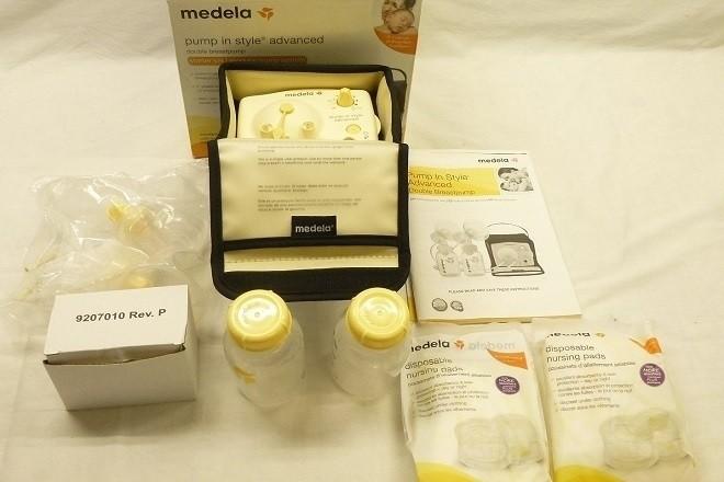 máy hút sữa điện medela pump Instyle Advanced rút gọn
