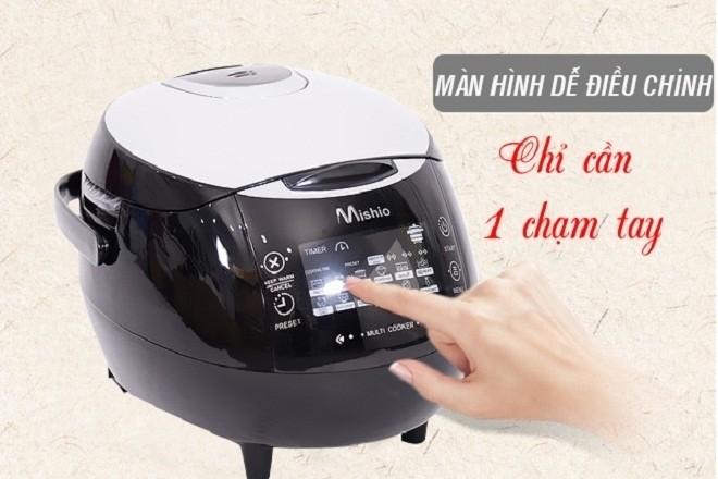 máy làm tỏi đen asia Mishio MK03