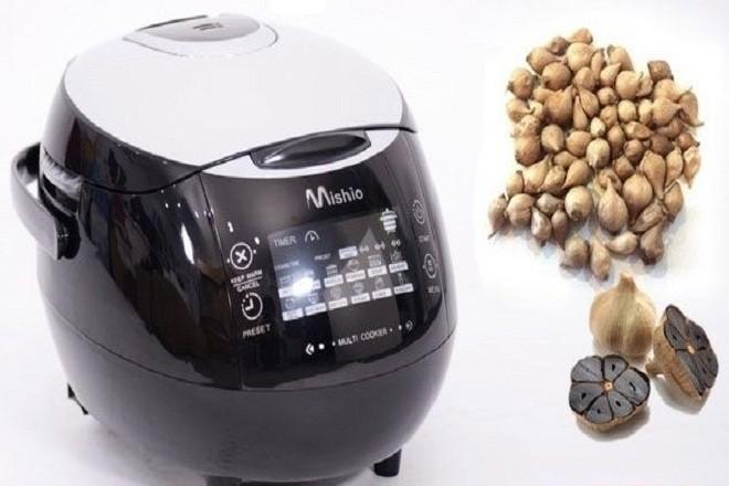 máy làm tỏi đen asia thương hiệu Mishio là sản phẩm uy tín đáng tin cậy