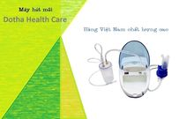Đánh giá máy hút mũi dotha health care tích hợp xông mũi 2 trong 1 - hàng Việt Nam chất lượng cao